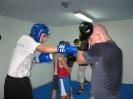 זירת האיגרוף - קרב אימון