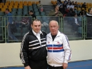 עם מאמן איגרוף רוסי אולג קוזמין