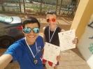דני ואנטון - אלופי ישראל באיגרוף בפעם רבעי, 2016