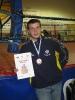 דניאל מסלוב מקום 3 באליפות ישראל באגרוף 2012