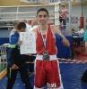 דני ישראלוב - מקום שני באליפות ישראל באיגרוף 2014