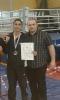 דני ויעקב - אליפות ישראל בבת ים 2014