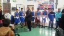 Матчевая встреча боксеров Израиля против Сборной Кипра 01.2015