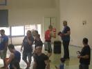 חימום לפני הקרב - אליפות ישראל 2014