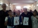 צוות מאמנים ומתאגרפים - עפולה 2013