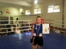 אנטון בזירת איגרוף מועדון כפפות זהב עפולה - 2013