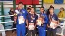הענקת מדליות למתאגרפים - מולדובה 2016