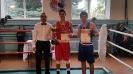 דני זוכה במקום ראשון - תחרות איגרוף בינלאומית, בלץ' 2016