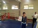דני בזירת איגרוף מועדון כפפות זהב עפולה - 2013