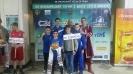 נבחרת ישראל באגרוף - אומן 2016