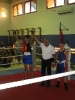 Semi final of Ashdod boxing tournament 2012