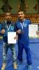 נשאת ומוחמד - ניצחון באליפות ישראל באיגרוף 2015
