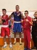 מוחמד אבו ריאש - מקום ראשון בטורניר איגרוף לנוער, מונטנגרו 2017