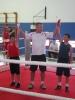 Ashdod boxing champion 04.2012  - Daniel Iliushonok