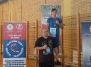 דני - מקום ראשון בטורניר איגרוף בסרביה 2017