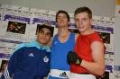 אחמד - מקום 3 באליפות ישראל באיגרוף לנוער בעפולה