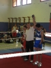The champion of Ashdod boxing amateur tournament 2012 - Dani Israelov