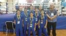נבחרת מתאגרפים ביחד - זאגרב 2016