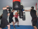 Our boxing gym