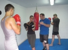 Boxing coach Yakov Voloh