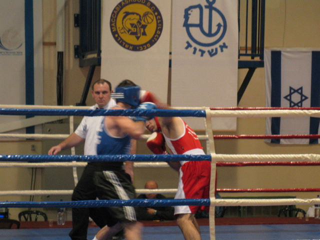 Very Manitoba amateur boxing association have